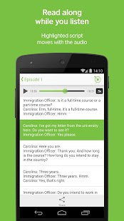 LearnEnglish Podcasts - Free English listening- screenshot thumbnail