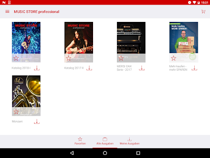MUSIC STORE Katalog – Apps bei Google Play