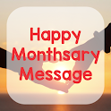 Happy Monthsary Message icon