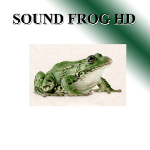 Frogs sound to frogs - náhled