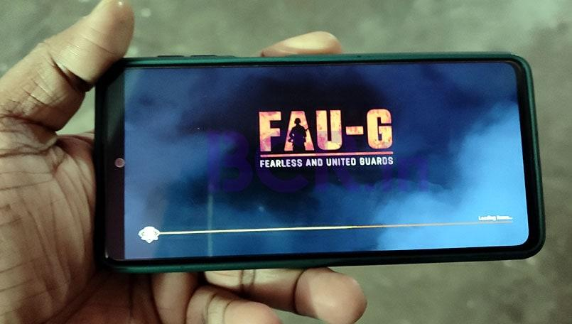 FAU-G LAUNCHED ON ANDROID