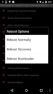 Root Toolkit for Android™- screenshot thumbnail
