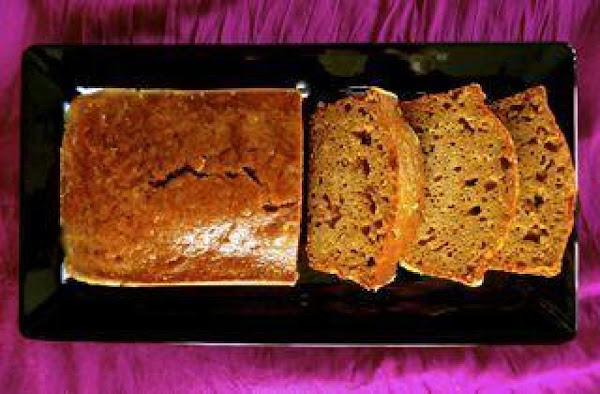 Bollywood Banana Bread Recipe