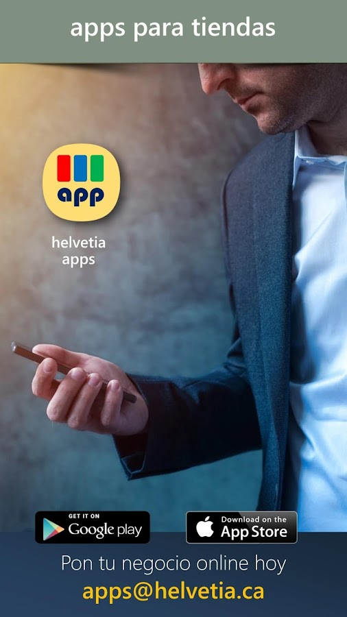 Helvetia Apps 2018- screenshot