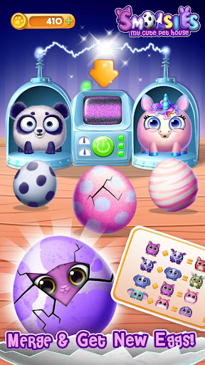 Smolsies - My Cute Pet House android2mod screenshots 5