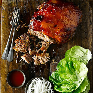 Korean Slow-Roast Shoulder of Pork Recipe