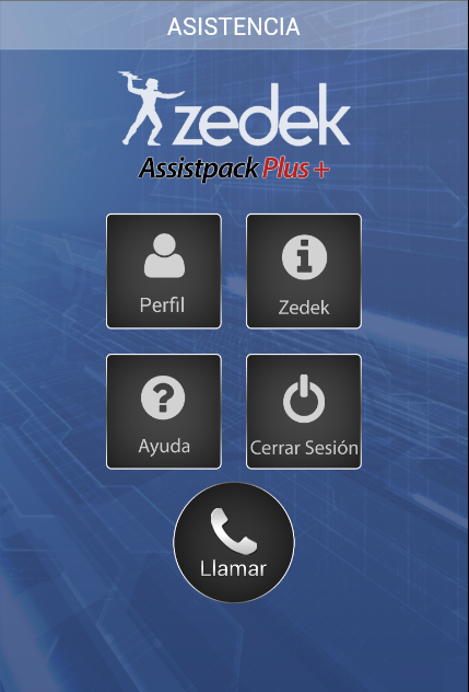 Zedek Assistpack Plus- screenshot