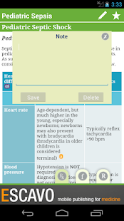 Sepsis Clinical Guide- screenshot thumbnail