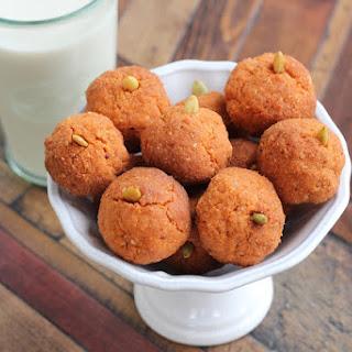 Pumpkin Cookie Balls