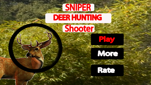 Sniper Deer Hunting Shooter:3D