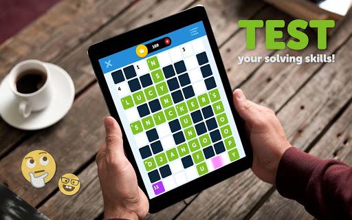 Crossword Quiz - Crossword Puzzle Word Game! apkmr screenshots 14