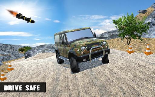 Télécharger Gratuit Off-road Army Jeep apk mod screenshots 3