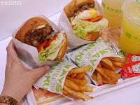樂檸漢堡餐廳 THEFREEN BURGER(台北復北慶城門市)