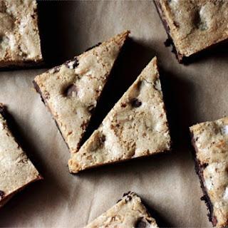 : Double Decker Brownies.
