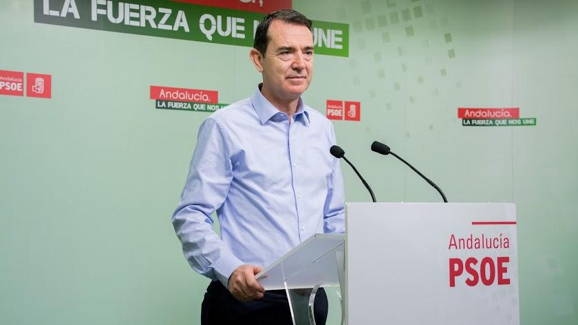 Juan Carlos Pérez Navas.