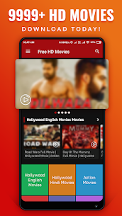 Free HD Movies 2019 – Latest & Popular HD Movies App Download For Android 1