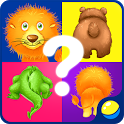 Animal Flashcards for Toddlers: Kids Learn Animals icon