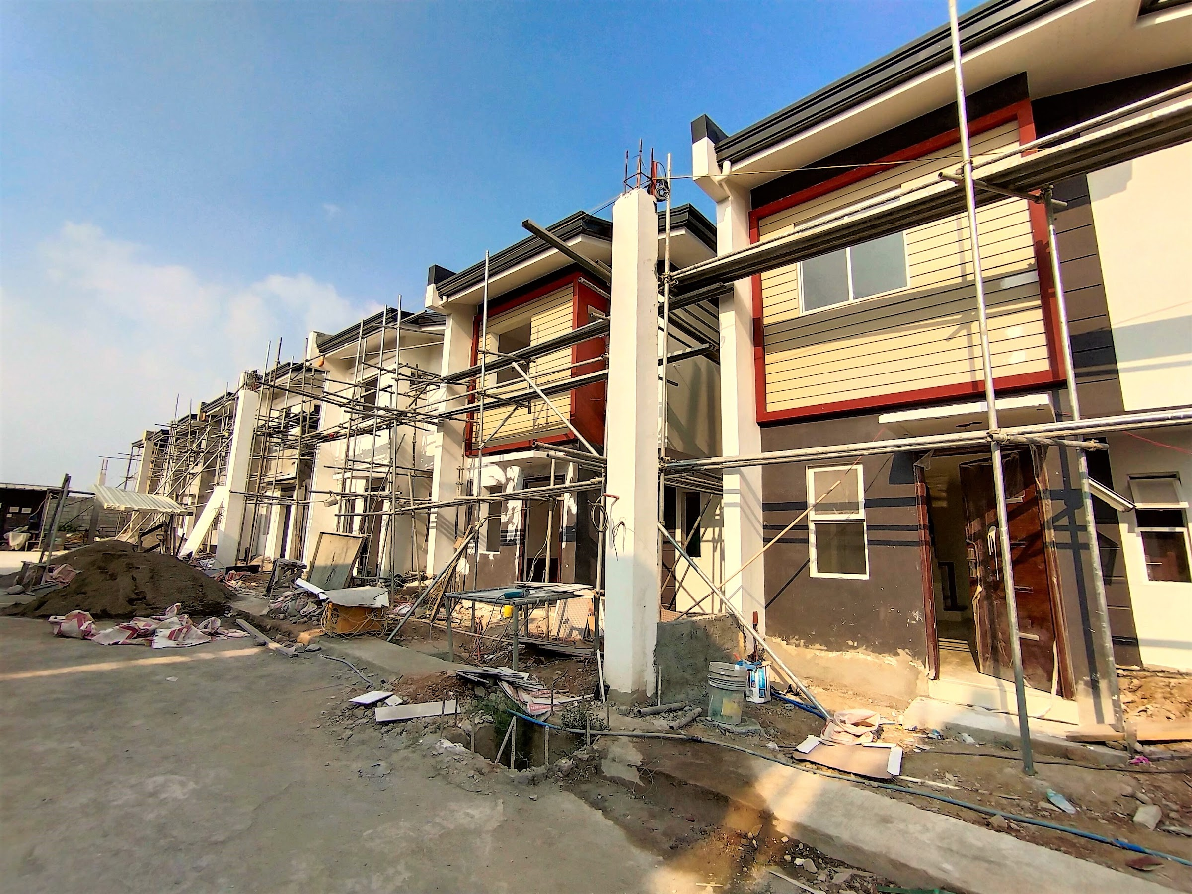 Eminenza 3 Residences, San Jose del Monte Bulacan May 2021 construction update