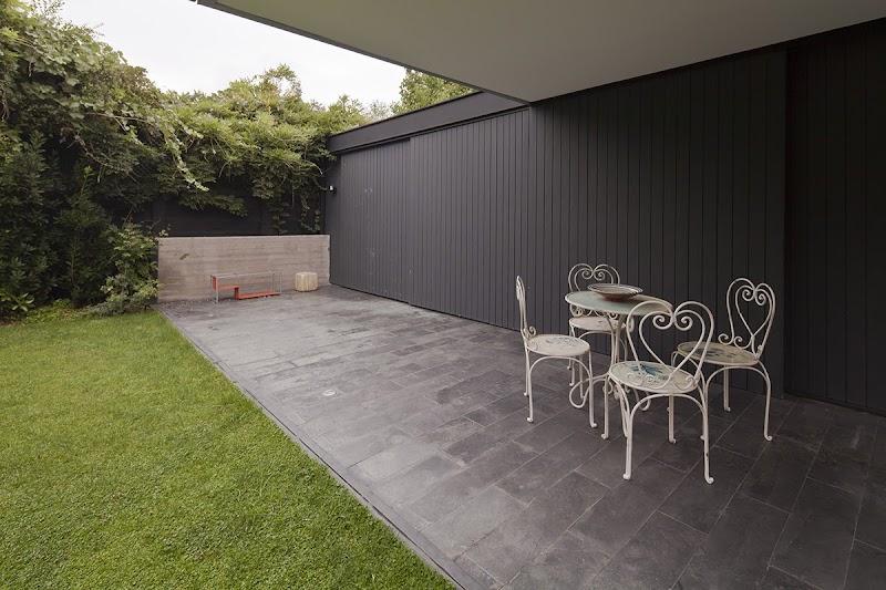 Casa en Vitacura - Riesco+Rivera arquitectos