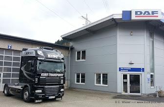 Photo: Great Black KUBO Truck  :-)  >>> www.truck-pics.eu <<<