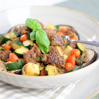 The Meat Lover's Ratatouille.