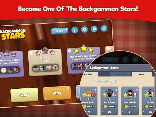 Backgammon Stars, Tavla 2.07 screenshots 16