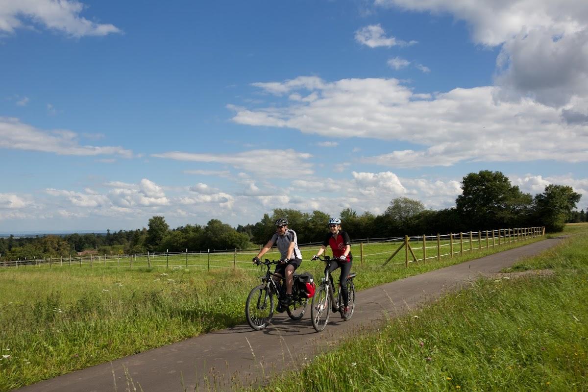 Per Rad durch die Schwarzwald-Region