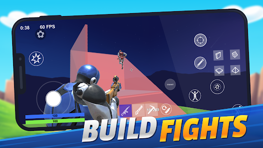 1v1.LOL – Online Building  MOD APK [God Mode + Headshot] 1.372 1