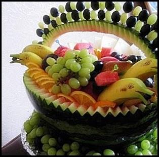 Diy Food Decoration Ideas Screenshot Thumbnail