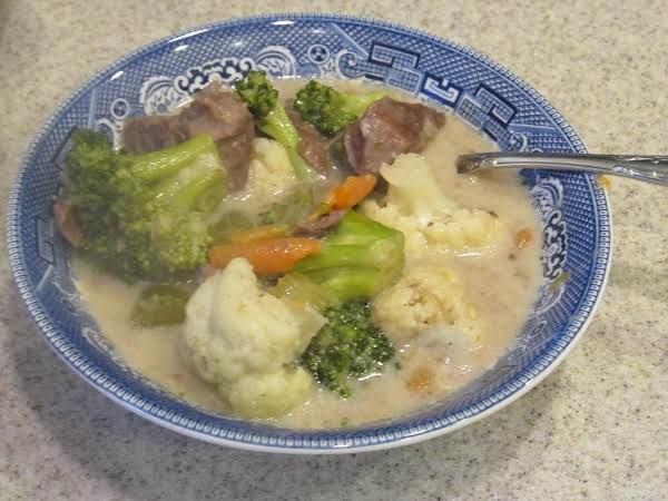 Jamie's Kicking Crockpot Stew Beef Recipe