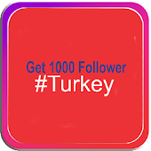 1000 follower insta Turki