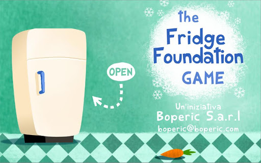 The Fridge Foundation game