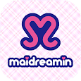 maid café maidreamin icon
