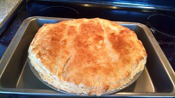 Guinness Beef Pot Pie Recipe