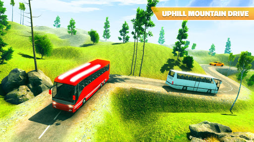Offroad Bus Hill Driving Sim: Mountain Bus Racing