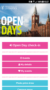 Open Days- screenshot thumbnail