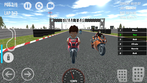 Paw Ryder Moto Patrol Race 3D hack tool