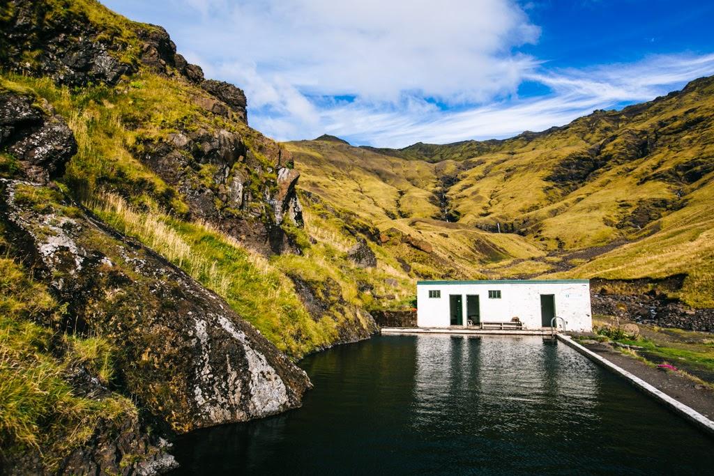 Seljavallalaug Pool Iceland Lindsay Frugal Frolicker