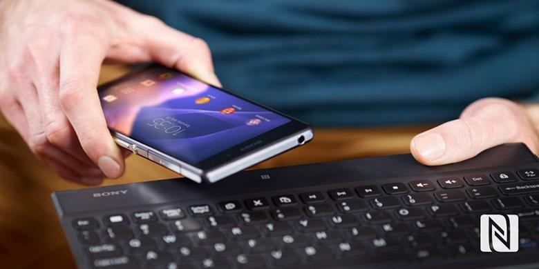 Đa kết nối tiện ích Của Sony Z2 mang lại sự tiện lợi cho việc chi sẻ và truyề dữ liệu