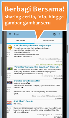 CrowdVoice - Indonesia - screenshot