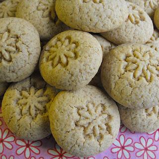 Cinnamon and Fennel Cookies - Bimby Recipe.