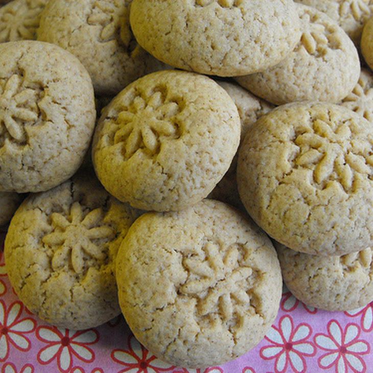 Cinnamon and Fennel Cookies - Bimby Recipe