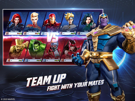 MARVEL Super War 3.6.1 screenshots 21