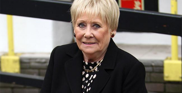 Liz Dawn's co-stars give emotional eulogy at funeral