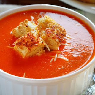 The Best Tomato Soup.