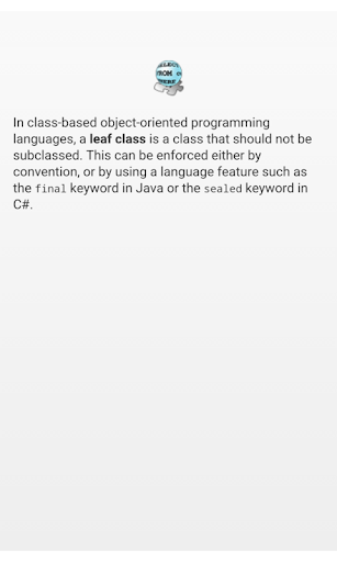 玩免費書籍APP|下載Object-oriented programming app不用錢|硬是要APP