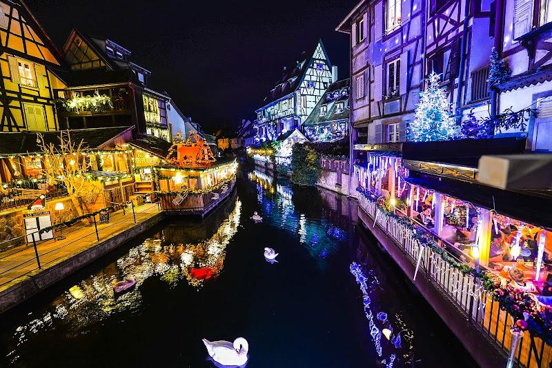 Natale a Colmar - Alsazia - Francia di Winterthur58