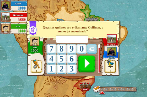 Triviador Brasil screenshot