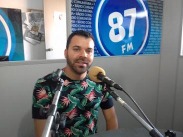 Prof.º Fabrício Dos Santos Rita