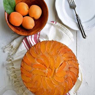 Apricot Upside Down Cake.